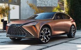 Lexus chuẩn bị SUV hoàn toàn mới: Đắt, lớn, đẹp hơn LX 570, cảm hứng từ concept từng ra mắt ở Việt Nam