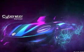 MG tung teaser siêu xe, ra mắt ngay cuối tháng 3 nhưng có thể chỉ nằm trên giấy