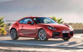 Toyota hoãn lịch ra mắt mẫu xe này để không bị coi là giống Subaru