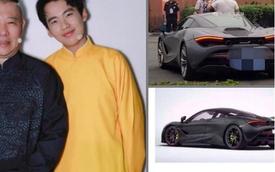 'Phú nhị đại' Trung Quốc: Đẹp trai như tài tử, lái siêu xe McLaren 720S đi làm nhưng vẫn ở nhà thuê, tiết kiệm tới mức bị chê là 'đệ nhất keo kiệt'