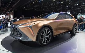 SUV thay thế Lexus LX 570 bị hoãn lịch ra mắt vì lý do này