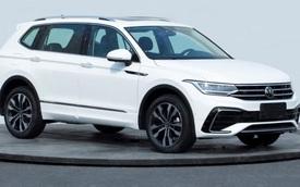Volkswagen Tiguan Allspace facelift lộ mặt sớm, hứa hẹn có mặt tại Việt Nam từ cuối năm