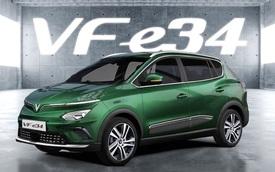 Soi xe điện đầu tiên của các nước trên thế giới: VinFast VF e34 có điểm thiệt thòi