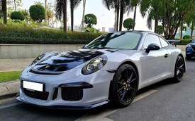 'Huyền thoại' Porsche 911 được rao bán 4 tỷ đồng dù chỉ chạy 5.000km mỗi năm