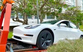 Góc chơi lớn: Một đại học ở Sài Gòn tậu hẳn Tesla Model 3 trị giá hơn 3 tỷ đồng để phục vụ việc giảng dạy cho sinh viên