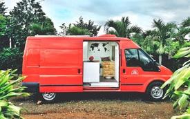 Trào lưu du lịch mobihome nở rộ ở Việt Nam, xuất hiện hàng loạt chiếc xe đẹp mê mẩn khiến hội ưa xê dịch không thể ngồi yên