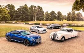 Giờ Bentley sản xuất xe mỗi ngày bằng cả tháng trước đây, Bentayga sắp thành xe Bentley thành công nhất mọi thời đại