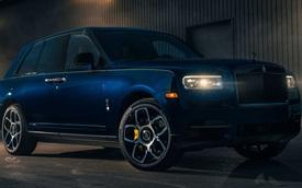 Sếp Google tung tiền tậu Rolls-Royce Cullinan Black Badge độc nhất vô nhị, giá gấp đôi bản thường
