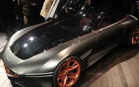Genesis nhá hàng 'xe Hàn đẹp nhất' ra mắt tuần sau