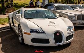 Cận cảnh Bugatti Veyron độc nhất Việt Nam vừa tái xuất sau hai năm vắng bóng: Các chi tiết vẫn như mới sau 13 năm tuổi