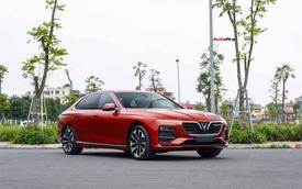 Vừa mua VinFast Lux A2.0 bản full còn chưa đăng ký đã vội lên SA2.0, chủ xe nhượng lại giá 950 triệu đồng