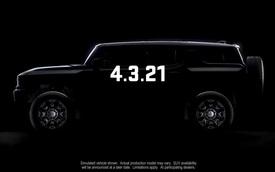 'Huyền thoại uống xăng' Hummer SUV sắp trở lại nhưng lần này không tốn giọt xăng nào