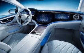 Đỉnh cao xe điện của Mercedes: Không cố làm giả tiếng nẹt pô như AMG mà sẽ là tiếng sóng biển, rừng cây xào xạc