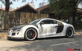 Tái xuất sau 5 năm, Audi R8 độ hơn 1 tỷ đồng từng tai nạn gãy bánh giờ ra sao?