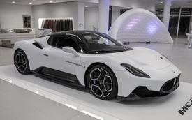 Rộ tin 2 đại gia Việt mua siêu xe Maserati MC20: Giá mỗi chiếc chắc chắn hơn 15 tỷ đồng