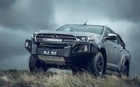 Ra mắt Mazda BT-50 Thunder - Bán tải mới đấu Ford Ranger Raptor, đắt gấp đôi Ranger thường
