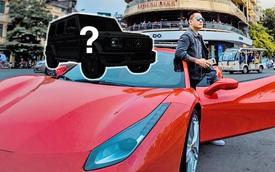 Ca sĩ Tuấn Hưng bán Ferrari 488 GTB, úp mở 'siêu phẩm' mới khiến dân tình tò mò