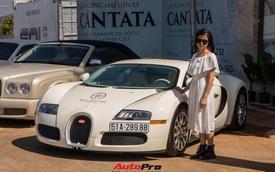 Phản ứng của người dân khi thấy dàn xe hơn 100 tỷ đồng của ông Đặng Lê Nguyên Vũ: Bugatti Veyron chiếm trọn 'spotlight'
