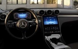 Mercedes-Benz C-Class 2021 công bố nội thất bản rẻ nhất: Bớt giống S-Class nhưng vẫn xa hoa