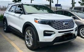 Đại lý ồ ạt nhận cọc Ford Explorer 2021 tại Việt Nam: Giá 2,268 tỷ đồng, giao xe từ tháng 9, đón đầu cạnh tranh với Kia Telluride