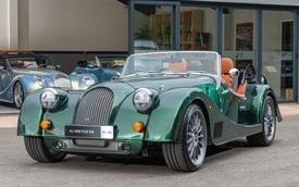 Morgan Plus Six 2021 chào hàng đại gia Việt: Giá hơn 8 tỷ, vỏ xe cổ, ruột BMW với động cơ Z4 M mạnh mẽ