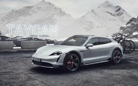 Xe Porsche trong tương lai hứa hẹn có trải nghiệm mượt mà như sản phẩm của Apple