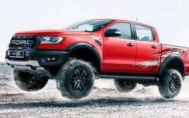 Ra mắt Ford Ranger Raptor X Special Edition, giá bán tương đương 1,232 tỷ đồng