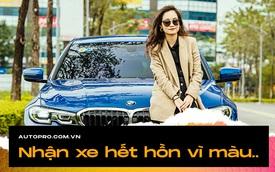 Nữ Bimmer 97 chạy BMW 330i M Sport: 'Di truyền' tình yêu BMW từ bố mẹ 20 năm trước, ai nói 'Mercedes nữ tính' cũng kệ