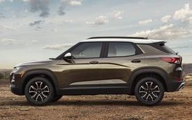 SUV của GM ngày càng đẹp nhưng tiếc là đã không còn bán ở Việt Nam