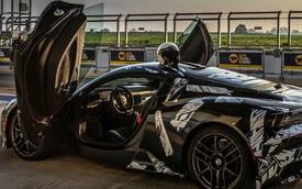 Maserati MC20 sắp về Việt Nam khoe sức mạnh trên trường đua