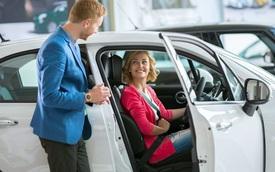 11 Điều cần biết về Phụ nữ và Xe hơi