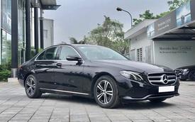 Bản mới rục rịch ra mắt, Mercedes-Benz E-Class cũ thanh lý rẻ như C-Class với ODO chỉ 1.000km