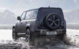 Sau V8, Land Rover Defender hứa hẹn còn có bản mạnh hơn đối đầu Mercedes-AMG G63