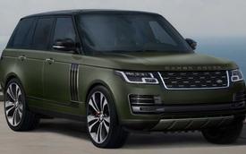 Ra mắt Range Rover SVAutobiography Ultimate Edition - Mẫu RR đỉnh nhất, giá quy đổi từ 4,4 tỷ đồng