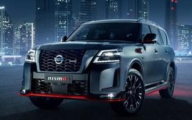 Ra mắt Nissan Patrol Nismo - SUV đấu Toyota Land Cruiser, giá quy đổi từ 2,4 tỷ đồng