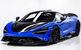 Thêm đại gia chơi lan chi hơn 30 tỷ tậu McLaren 765LT, chọn hẳn màu độc để không đụng hàng
