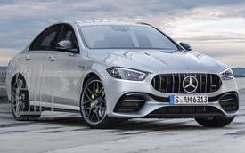 Hé lộ thông số khủng động cơ Mercedes-AMG C-Class mới: 2.0L hybrid, gần 650 mã lực