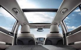Những công dụng tuyệt vời của cửa sổ trời ô tô mà có thể bạn chưa biết