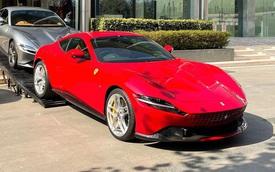 Ferrari Roma thứ 2 lên đường về Việt Nam: Giá khoảng 19 tỷ, ngoại hình mới lạ