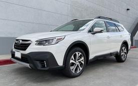 Subaru Outback 2021 nhận đặt cọc tại Việt Nam: Giá dự kiến ngang Mercedes-Benz GLC, thiết kế bảo thủ nhưng nhiều trang bị mới