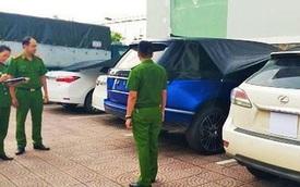 Giám đốc doanh nghiệp làm giả giấy tờ loạt xe sang Lexus LX 570, BMW nhập lậu, mang đi cầm cố