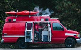 Dòng xe RV - Ngôi nhà di động của những trái tim ưa dịch chuyển
