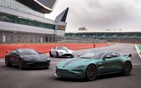 Aston Martin Vantage có thêm bản đặc biệt lấy cảm hứng từ xe an toàn