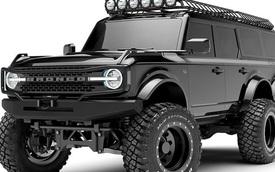 Ford Bronco 6 bánh 'chất' không kém Mercedes-Benz G63 AMG 6x6