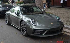 Bỏ hơn 1 tỷ chỉ để mua option, Porsche 911 Carrera 4S của dân chơi Hà Thành có gì khác biệt?