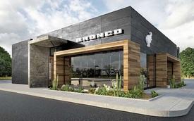 Đặc biệt coi trọng Bronco, Ford mở chuỗi cửa hàng riêng cho cả series