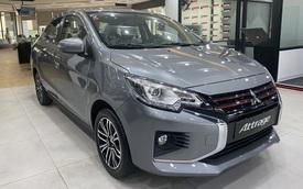 Mitsubishi Attrage bán kỷ lục hơn 1.000 xe/tháng ngang Mazda CX-5, lần đầu lọt top 10 xe bán chạy tại Việt Nam