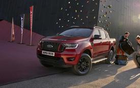 Ford Ranger bổ sung 2 bản giới hạn trước khi ra mắt thế hệ hoàn toàn mới