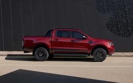 Ford Ranger đời mới lộ diện 4 phiên bản cùng lúc: Có bản lần đầu xuất hiện