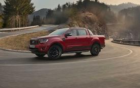 Ford Ranger 2022 dần lộ diện - Nỗi lo của Toyota Hilux và Mitsubishi Triton